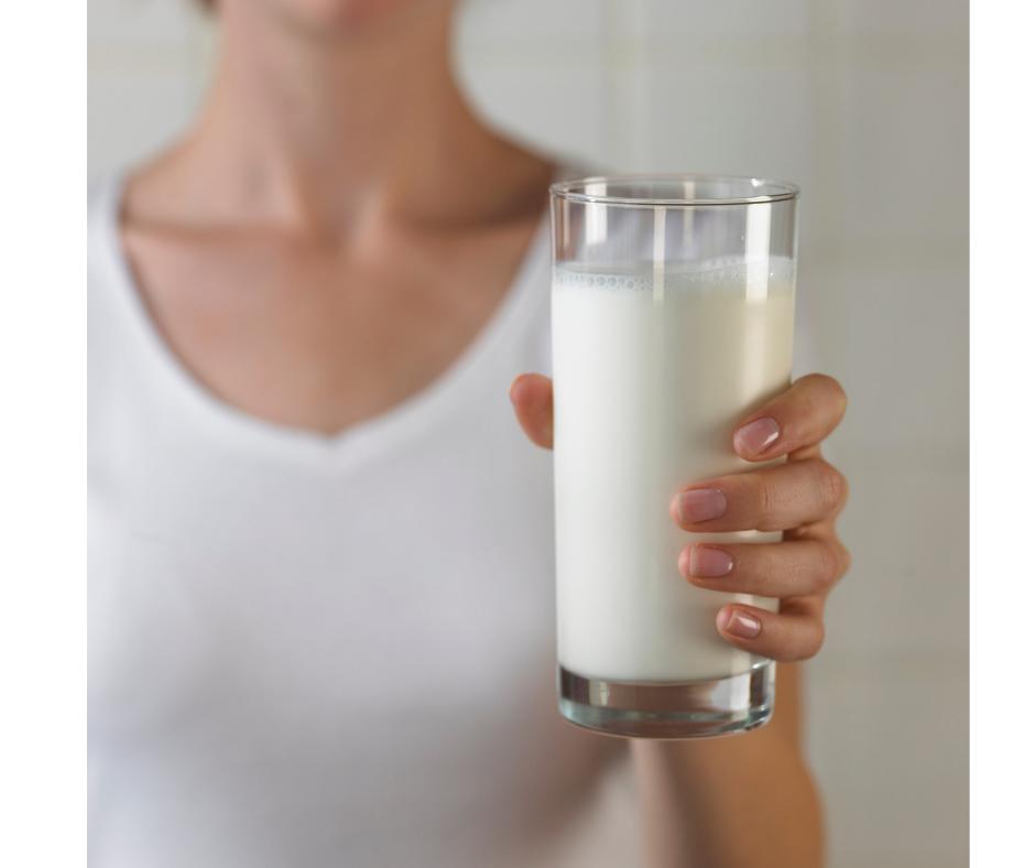 milk for better skin
